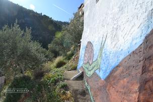 Un museo al aire libre, donde disfrutar de la fusión entre  arte y la naturaleza.