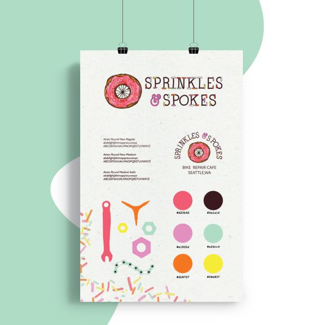 Sprinkles & Spokes