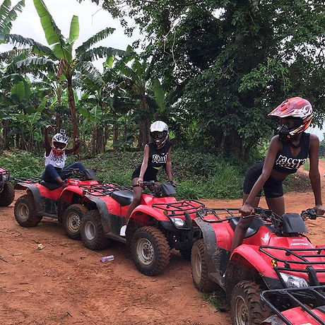 Leave Accra this weekend with _atvaburi
