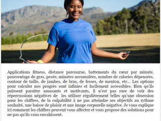 Les applications en activités physiques: source de motivation durable?