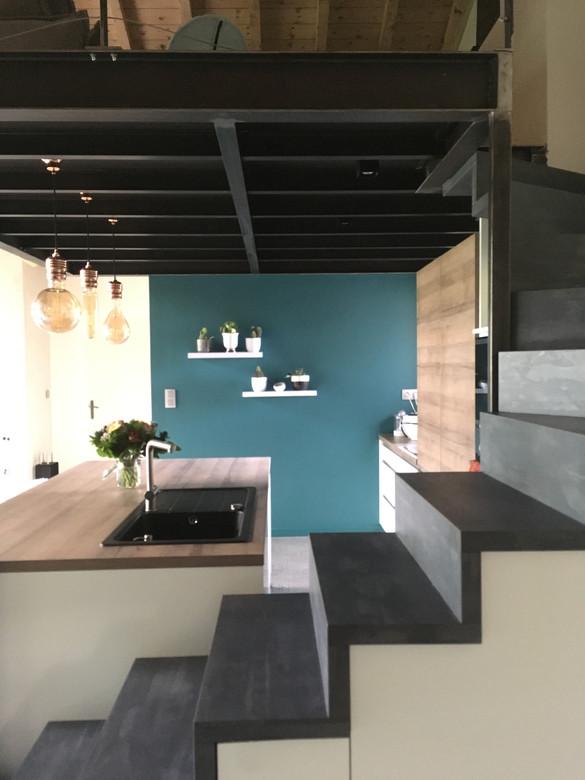 Rénovation appartement / Morzine