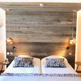 Rénovation hotel / Morzine