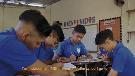 A day in the life of a child in Honduras - Lifeline