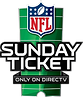 Directv's NFL Sunday Ticket logo