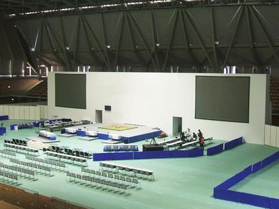 大型スクリーン・パネル施工事例