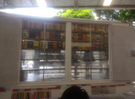 Visita librería Roma