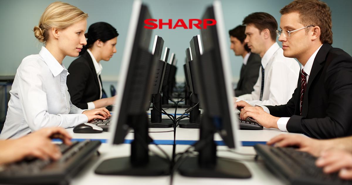 sharp_kontoret