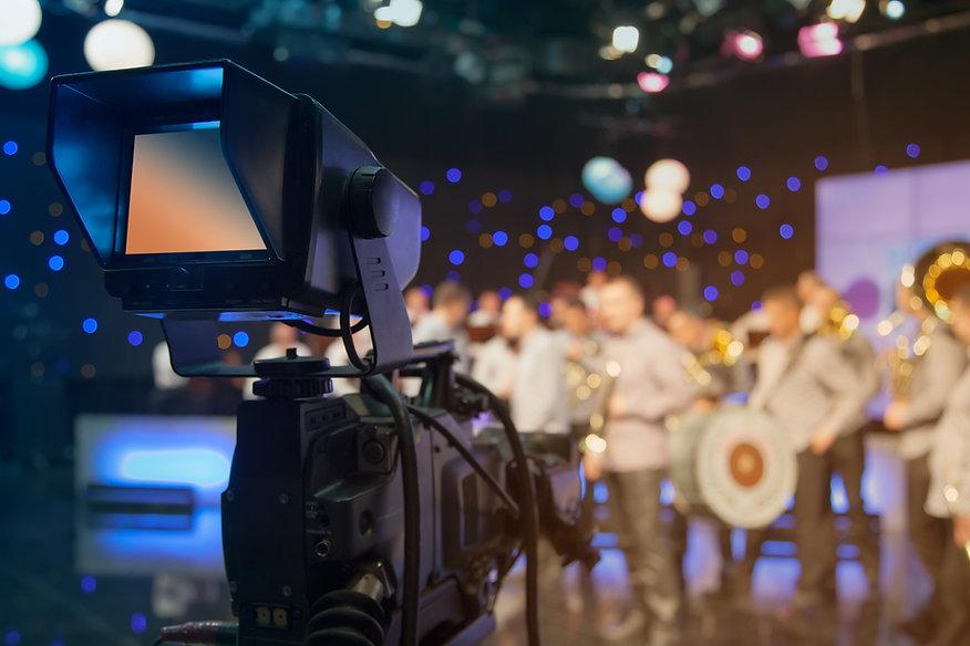 Storskjerm og videoproduksjon i Frelsesarmeen