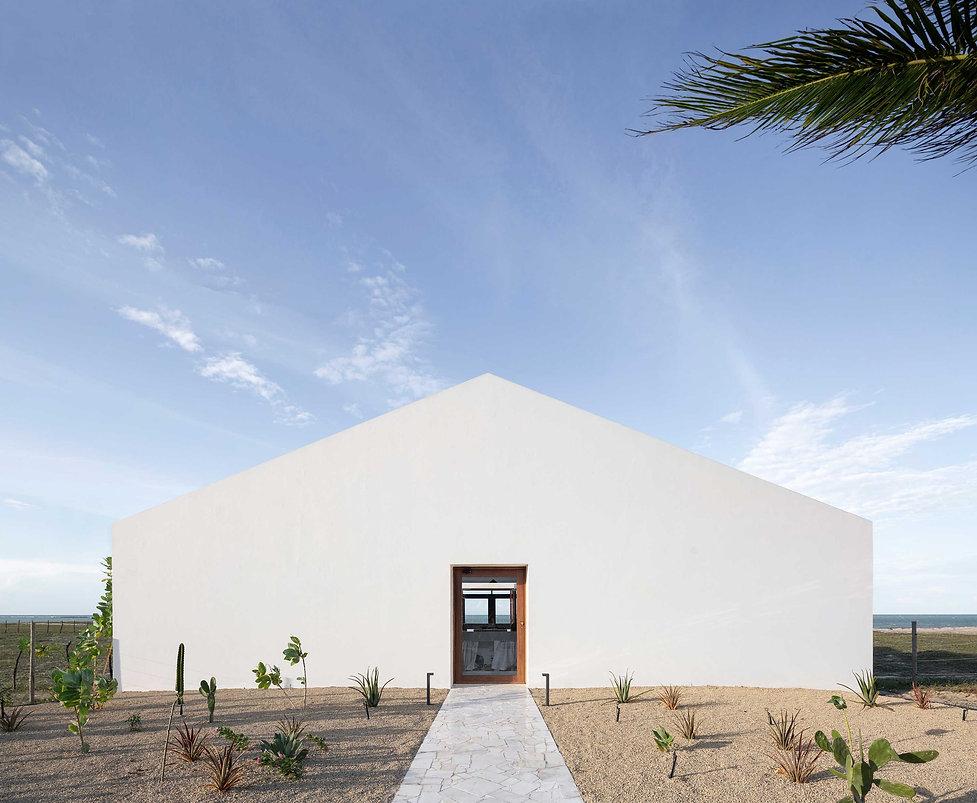 Casa Modico - Atelier Branco - © Federico Cairoli