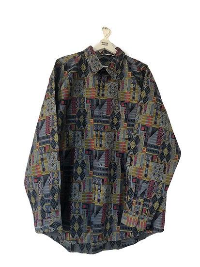 Herren Vintage Hemd