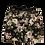 Thumbnail: Denim Shorts mit grossen Blumen