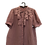 Thumbnail: Altrosa Bluse mit Spitzen