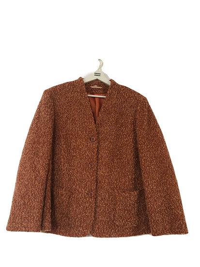 Orange Vintage Jacke