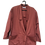 Thumbnail: Rostrote 80-er  Damenjacke