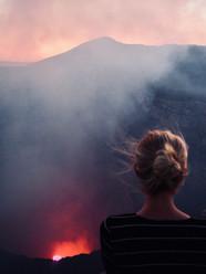 Volcan de Masaya, Nicaragua