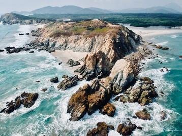 Oaxacas Küste