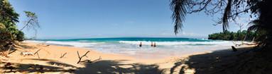 Playa Bluff, Bocas del Toro, Panamá
