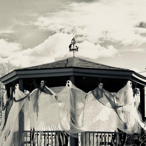 Wyoming Halloween