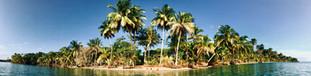 Playa Estrella, Bocas del Toro, Panamá