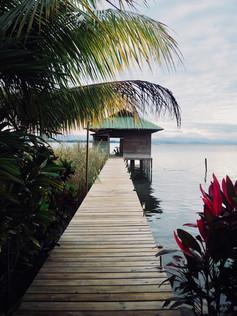 Haus am See, Rio Dulce