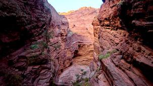 Devil's Canyon, Argentinien