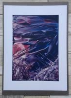 Encaustic Wax Art Picture