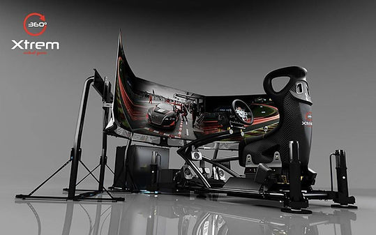 Simulateurs racings X-trem 360