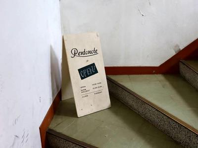 No.3【福島】文具とカフェのある暮らし@【PENTONOTE CAFÉ】 ペントノートカフェ