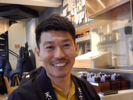 変わり種の天ぷらをカジュアルに楽しめる 『 大衆天ぷら酒場 ててて天 』ラジオ編-2019