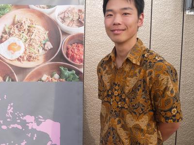 モスクのあるインドネシア料理店『 Warung Mahal (ワルンマハール) 』GF-vol.63.2020