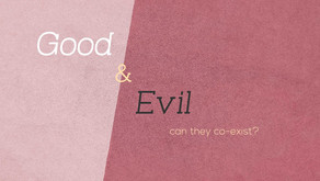 Can Good & Evil Co-exist?