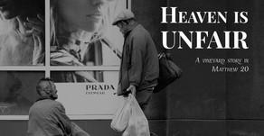 Why Heaven is Unfair
