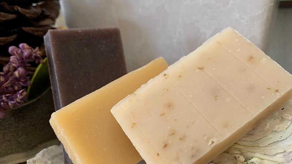 Mixed Blend Mini Bar Soap Sampler