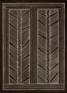 Batik papier 14 (77 x 107 cm)