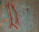 Les bois ( 150 x 130 cm )