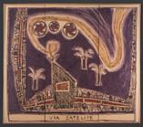Via Satellite (148x128 cm)