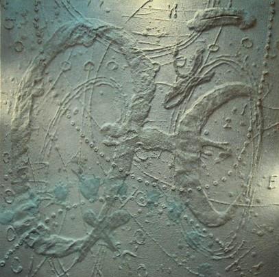 Sans titre-( 100x100 cm )