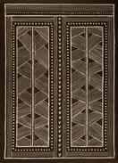 Batik papier 13- (77 x 107 cm)
