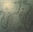 Abécédaire (120 x 120 cm )
