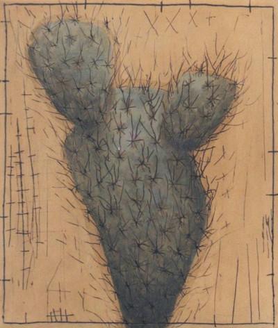 Cactus(30x35 cm)