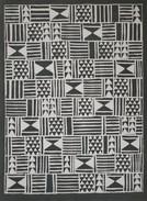 Batik papier 6- (77 x 107 cm)