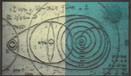 Planètes (60 x 35 cm )