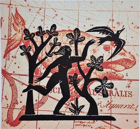 Liberté ( 23 x 19 cm)