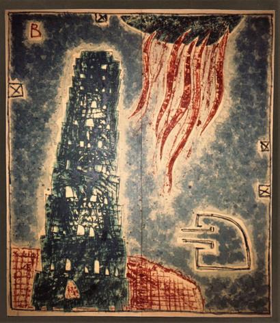 Babel (120x150 cm)