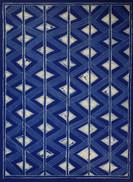 Batik papier 9- (77 x 107 cm)