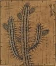 Cactus 30x35 cm