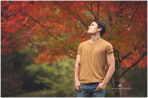 Pine Plains Senior Photographer | Gavin is Model-Ready!