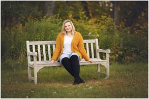Hudson, NY Senior Pictures | Taconic Hills' Best Dressed Senior Katie!