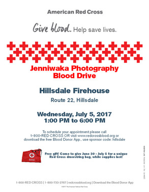 Help me save lives! | Hillsdale, NY blood drive event