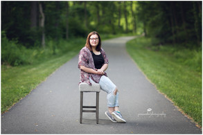Columbia County, NY Senior Photographer | Mod Squad Member Paige, Part 2